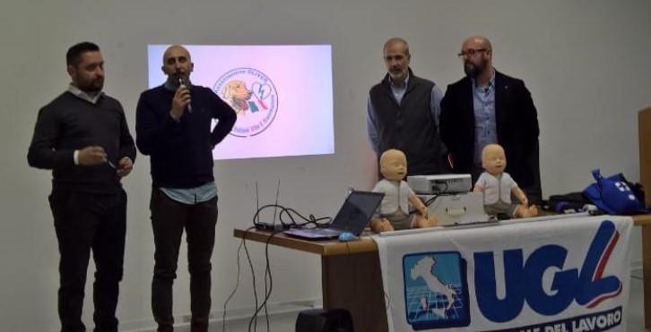 L'UGL-UTL Rieti dedica un pomeriggio alla disostruzione pediatrica