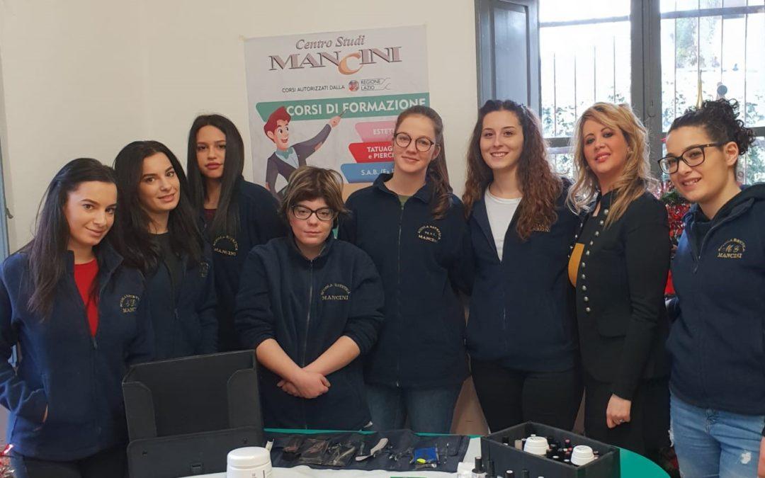 Cura della persona: grande successo per l'iniziativa congiunta UGL pensionati Rieti e l'istituto Mancini