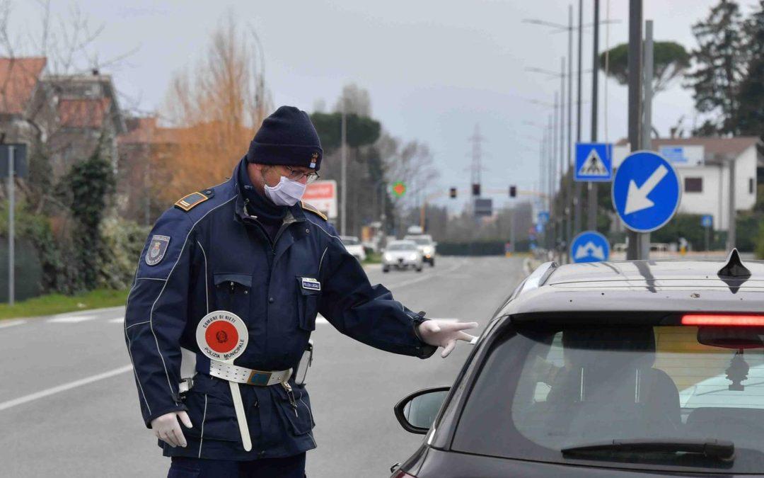 La UTL UGL Rieti dona mascherine e guanti alla Polizia Locale